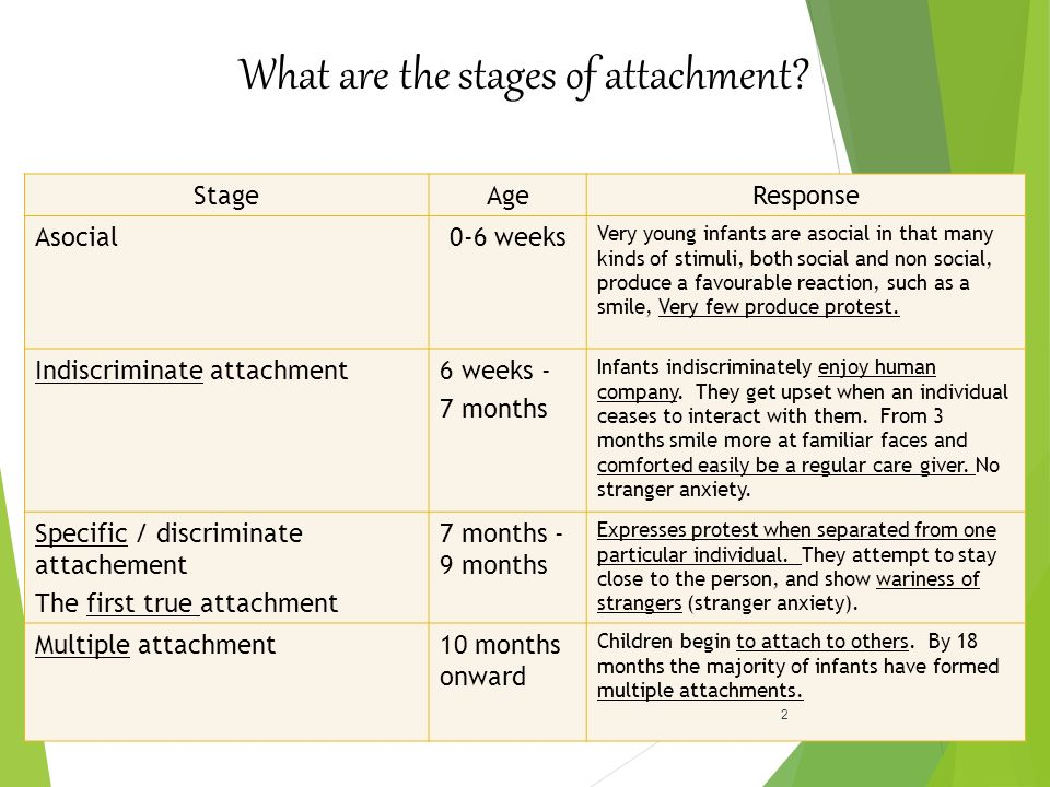 the study of the attachment by Posts about attachment theory written by father knowledge centre  social scientists have begun to study the paternal influence upon child development.