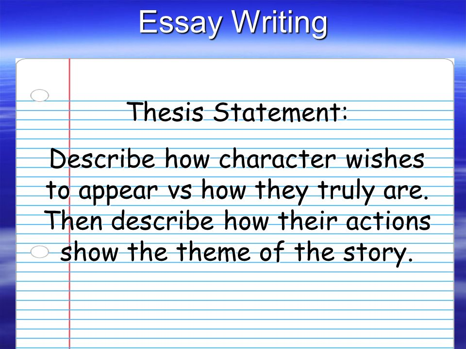 Compare And Contrast Essay Topics For High School  Essay Writing  Sample Narrative Essay High School also Essay Paper Generator Where Are You Going Where Have You Been  Ppt Video Online Download How To Write An Essay For High School Students