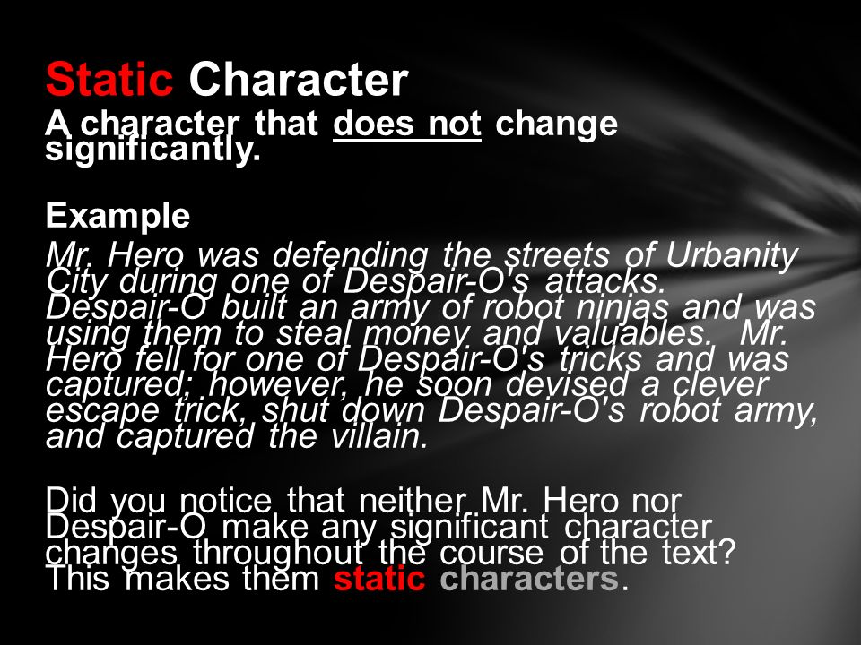 Characterization Elements Of Fiction Ppt Video Online Download