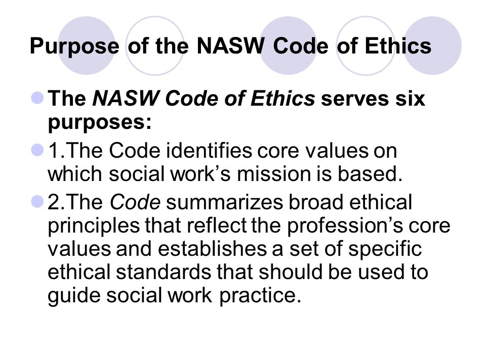 practice based scenario two ethical principles Ethical considerations t  based research may inadvertently share sensitive information with a  2003) ethical principles of psychologists and code of.