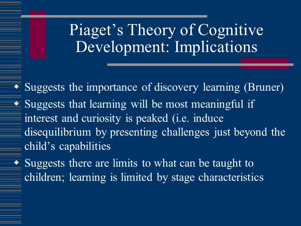 the importance of imitation in cognitive development of children Published: wed, 17 may 2017 the first two years are very important in a child development in this essay you will find the key concepts and theories of cognitive, social and emotional development in infancy.