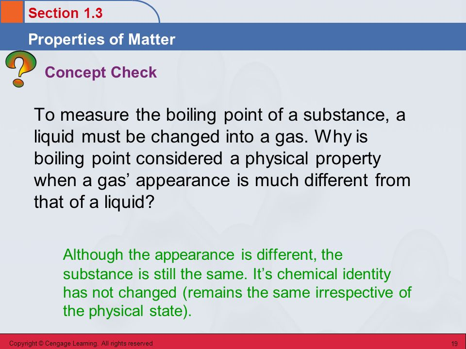 What Is Considered A Physical Property Of Copper