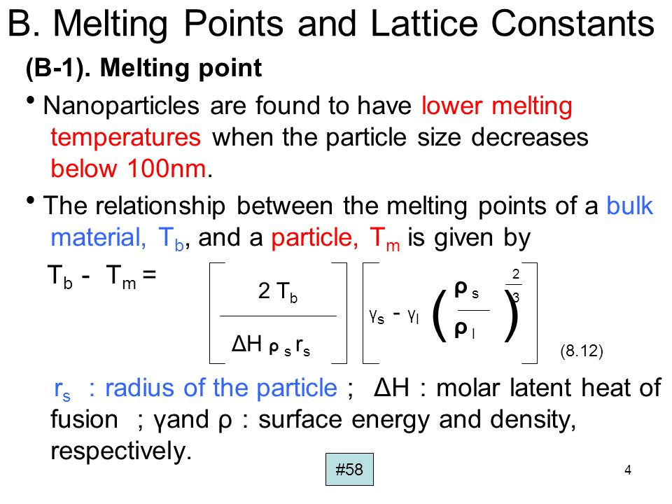 freezing point and melting point Quiz & worksheet - melting & freezing quiz the definitions of melting and freezing at what point a physical change occurs the requirements of freezing a liquid.