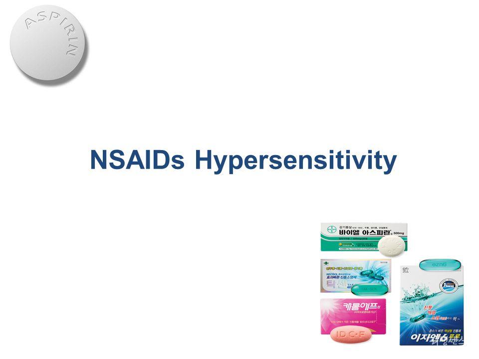 NSAIDs Hypersensitivity