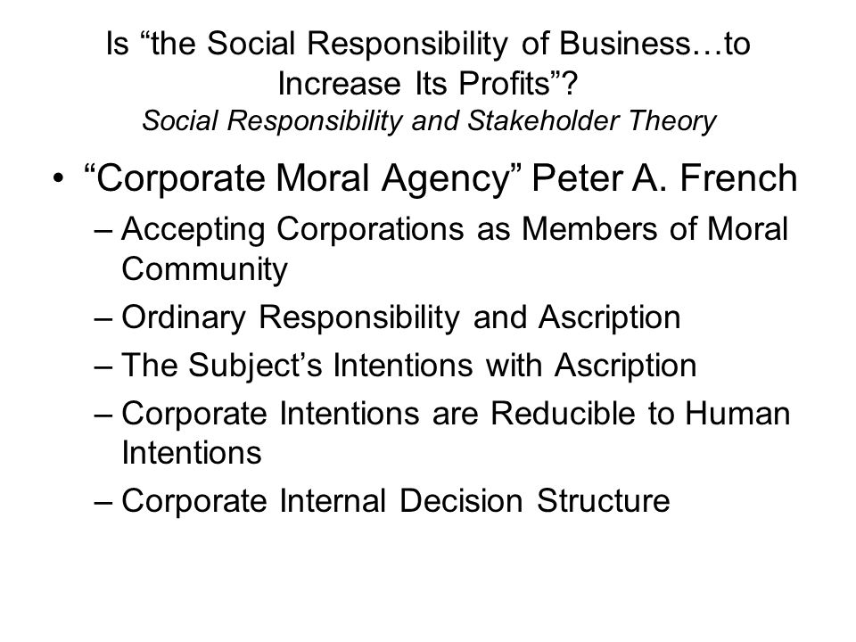 agency theory and stakeholder theory commerce essay Stewardship theory as an alternative approach to the agency theory 12   models of corporate governance by execution of shareholder rights  chamber  of commerce interest (being it in the form of a coordinated approach.