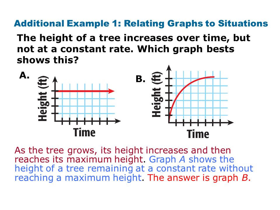 how to find the height of a tree graph
