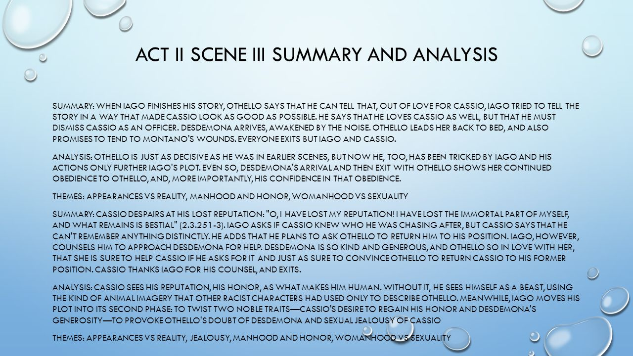 iago act 3 scene 3