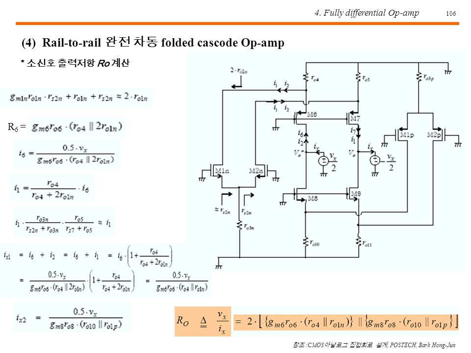 2 cmos op amp uc124 uacc4  1  ppt video online download rail-to-rail input/output operational transconductance amplifier (ota) with high cmrr and psrr Single Ended Amplifier Differential Input