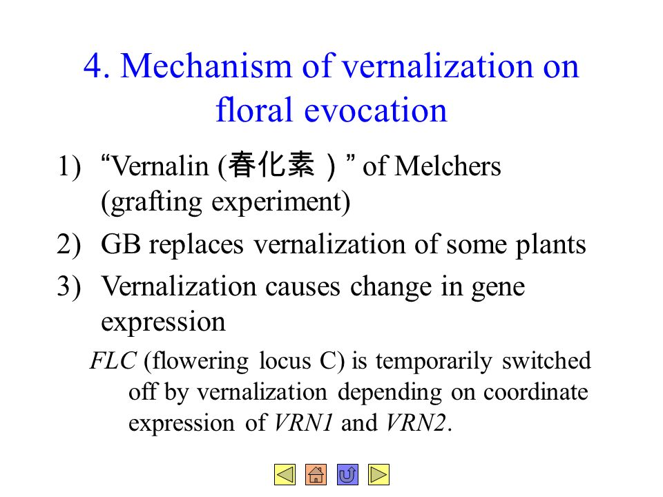 Chapter 9 plant flowering physiology ppt video online for Pull it off definition