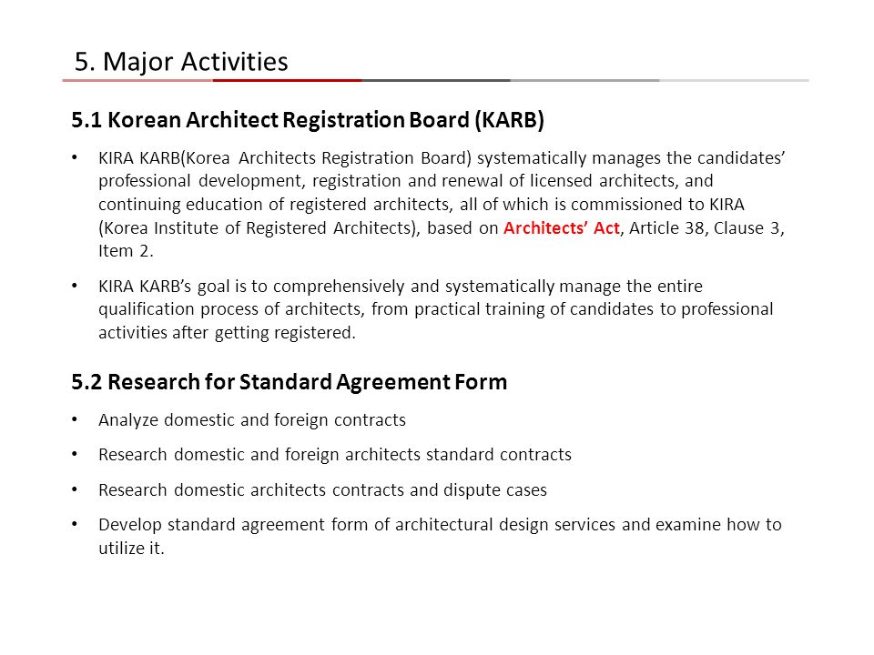Korea Institute of Registered Architects ppt download