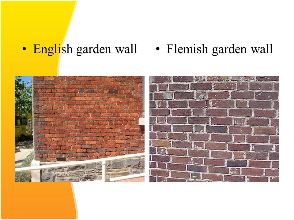 brick wall bond types pdf