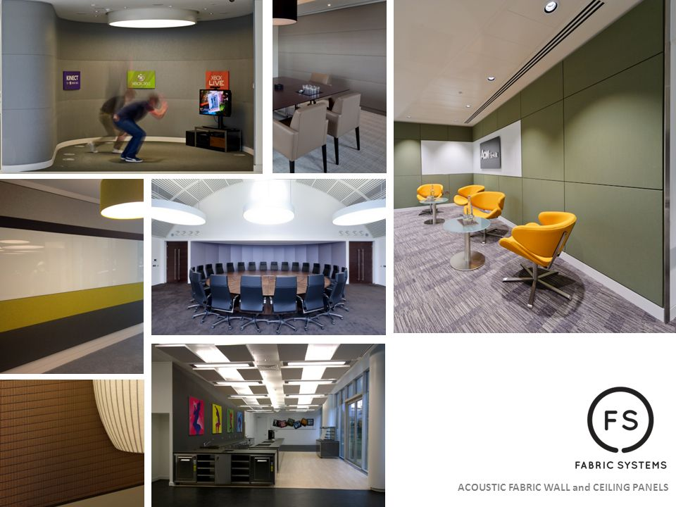 Fabric Wall Ceiling : Acoustic fabric wall and ceiling panels ppt download
