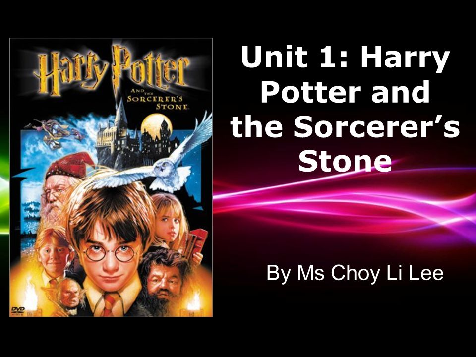 Unit 1 harry potter and the sorcerers stone ppt video online unit 1 harry potter and the sorcerers stone toneelgroepblik Gallery