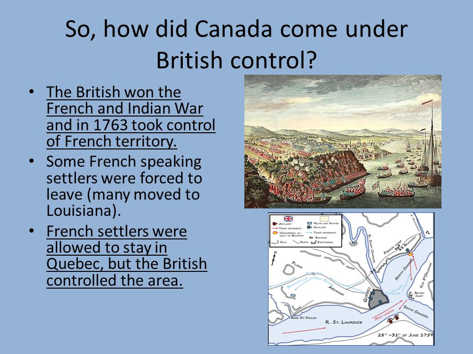 an essay on the issue of the tension between the french and english canadians The war between france and england ended decades ago but the conflict between the french and english speaking settlers in canada could still be felt as a result of many events and issues such as when manitoba joined confederation in 1870, the manitoba act was signed which stated and granted some.