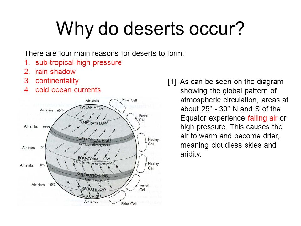 Desert environments in Namibia their formation, location and ...