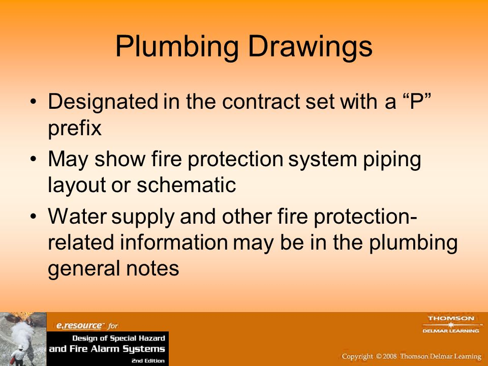 Fundamental Concepts For Design Of Special Hazard And Fire