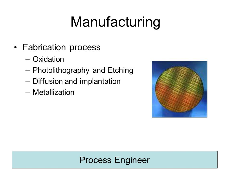 Integrated circuits fabrication process oxidation for Design of oxidation pond ppt