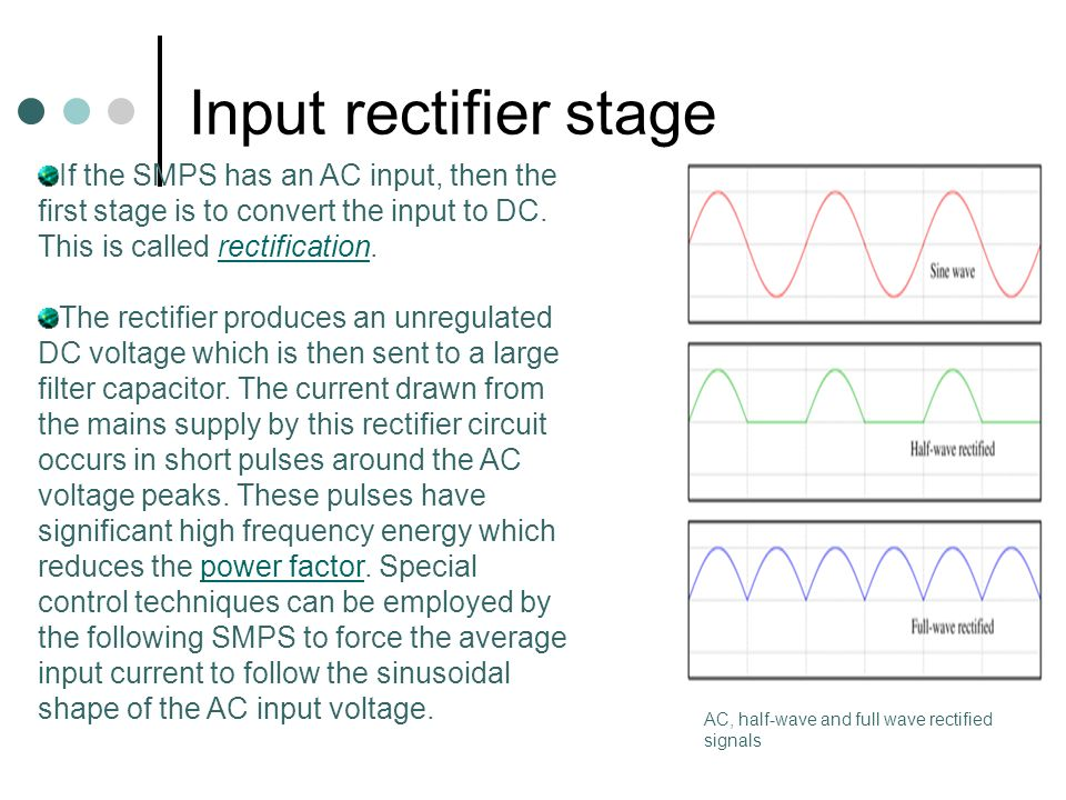SWTCHED - MODE POWER SUPPLY) - ppt video online download