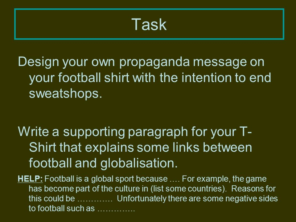 What Is The Link Between Geography And Sport Ppt Video