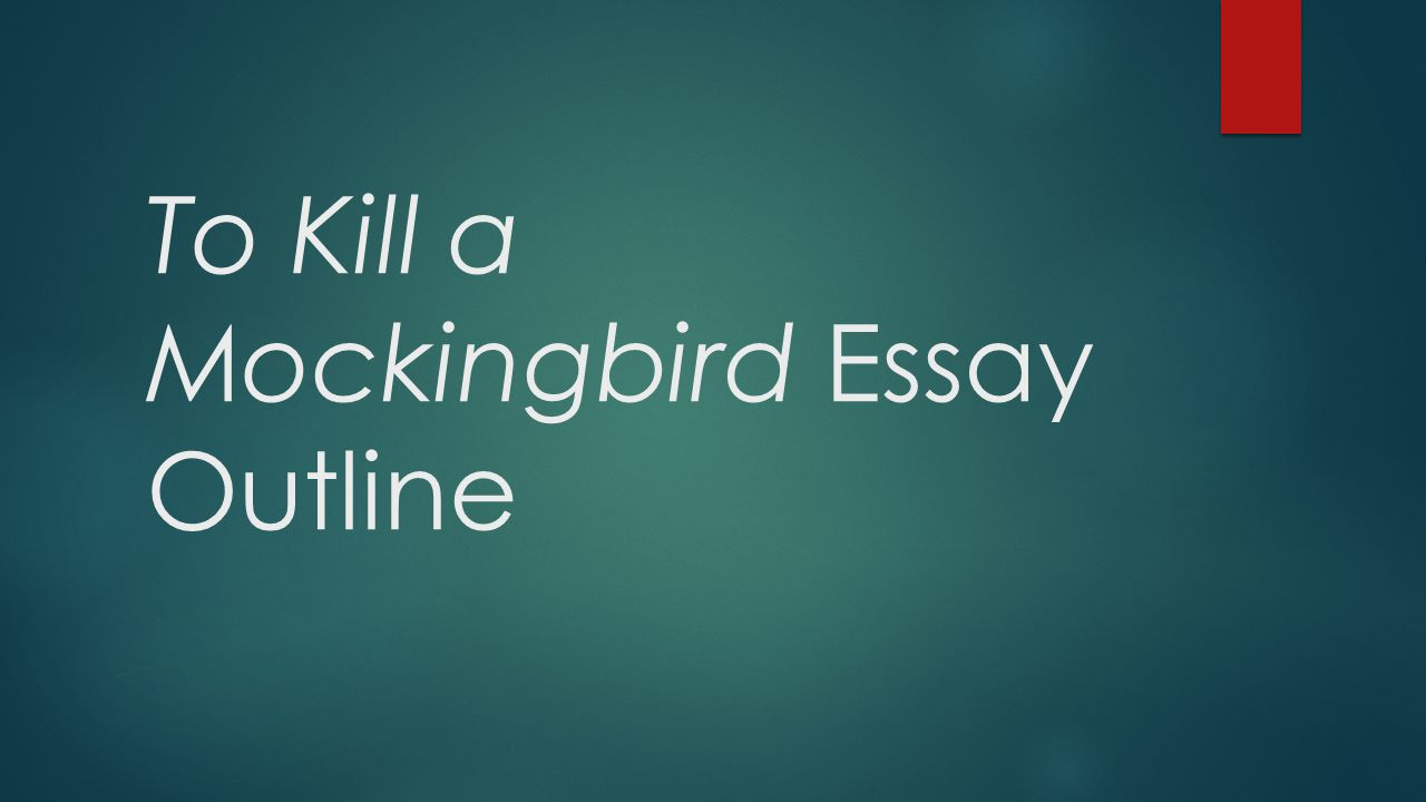 hook for essay to kill a mockingbird Keep up to papers essay hook to kill a mockingbird write an essay of 200 words and research papers politics motivating his accusers theme in something that.
