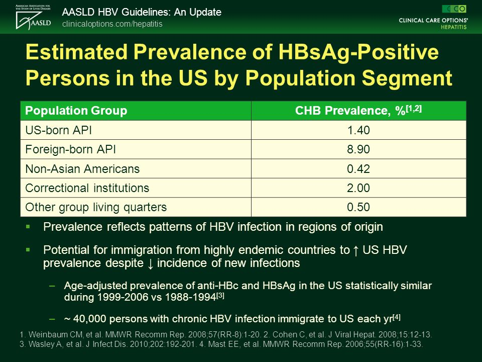 hbv in asian populations