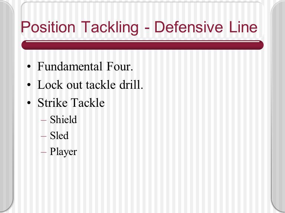 Defensive Line Technique Manual Ppt Video Online Download
