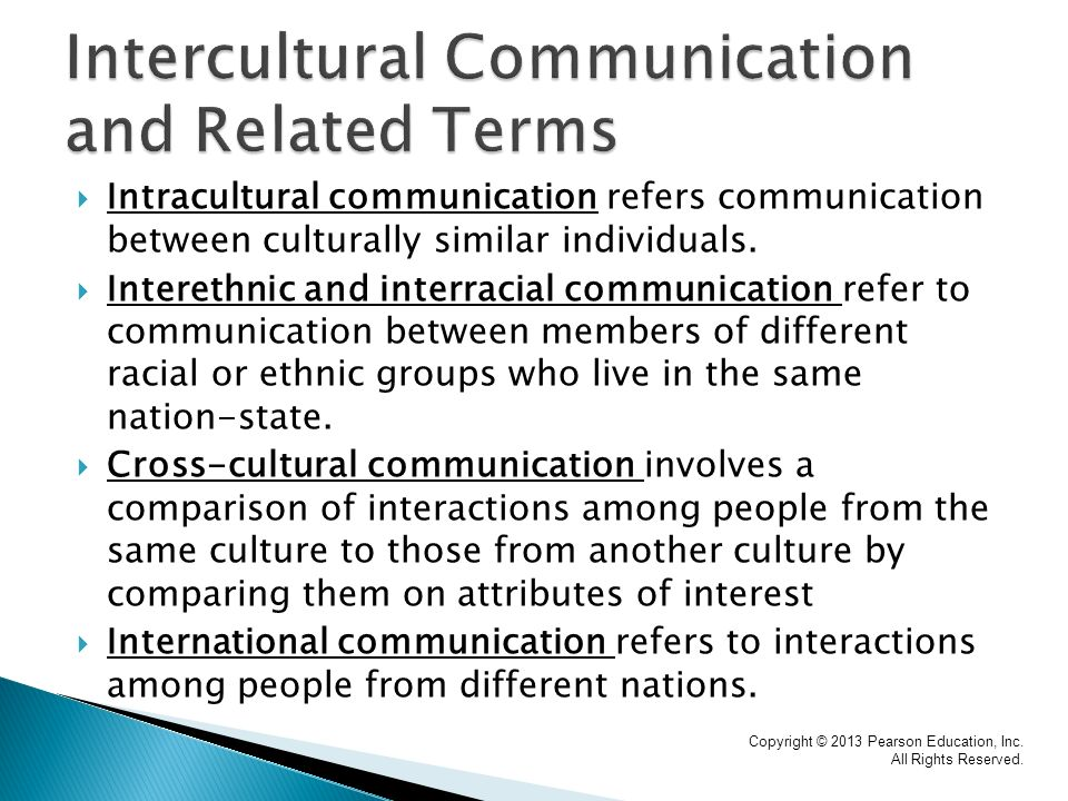 intercultural and internation communication within the Intercultural and international communication are critical areas of intercultural and international business communication communicator within a.
