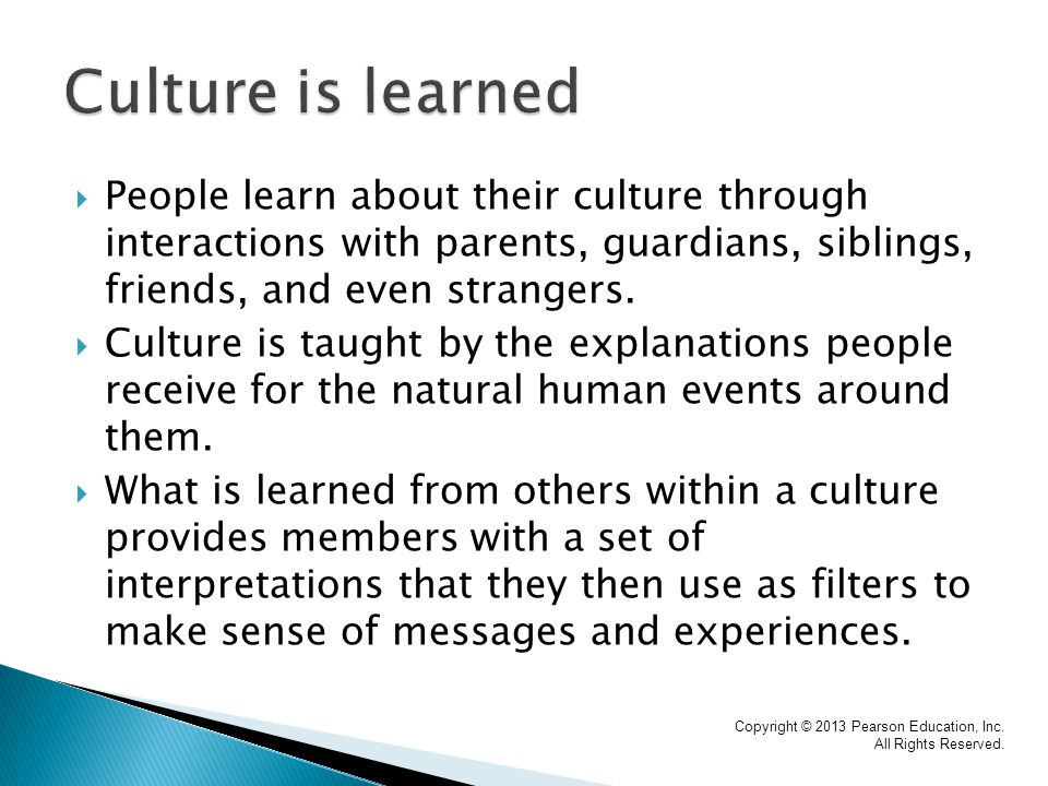 learning the culture to understand people Understanding workplace values  people understand one another,  you need to identify people who will fit best with its culture and values.