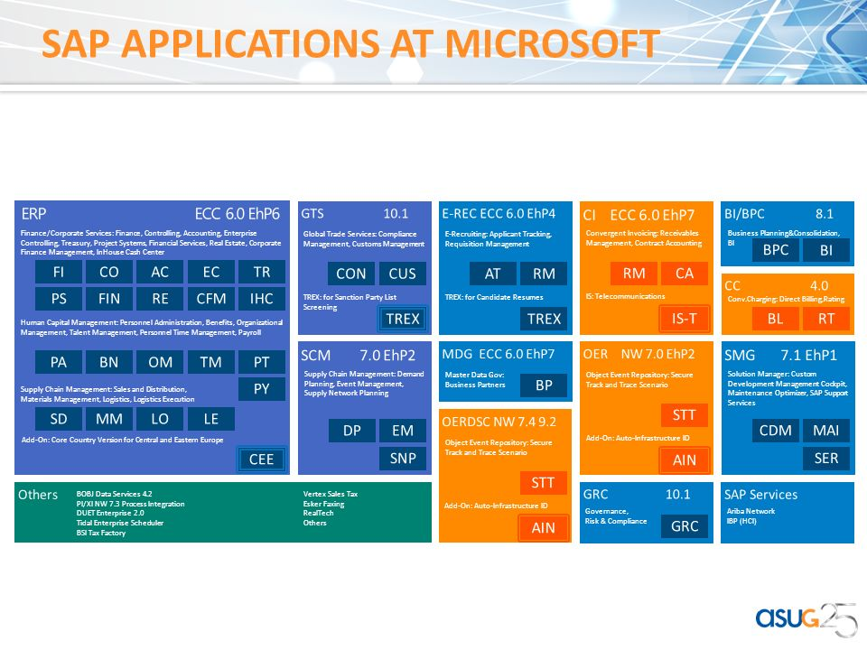 How Microsoft Moves Their Sap Landscape Into Azure Matt