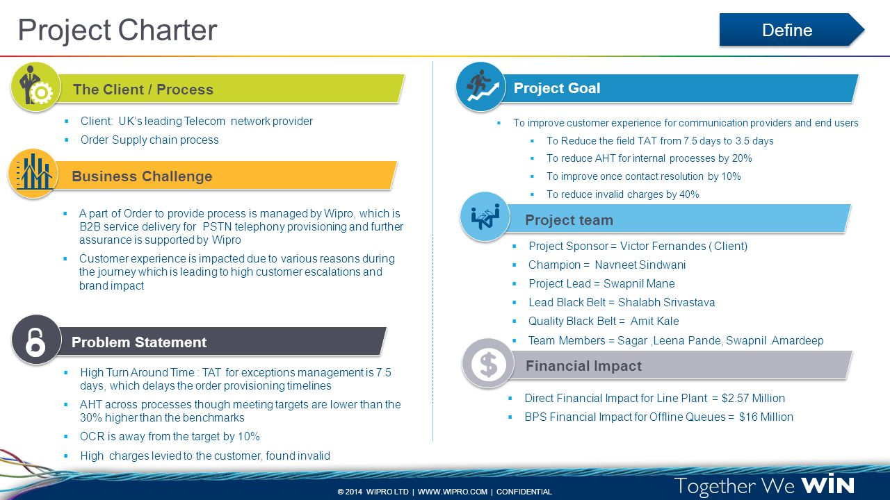 project charter definition