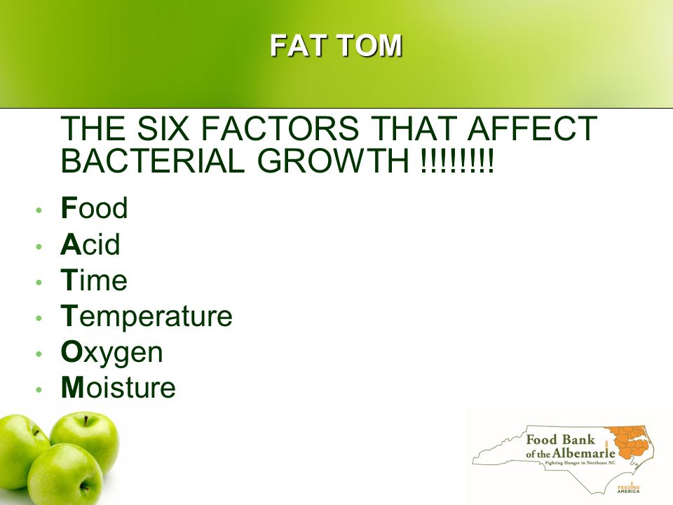 What Temperature Do Pathogenic Bacteria Grow Best In Food