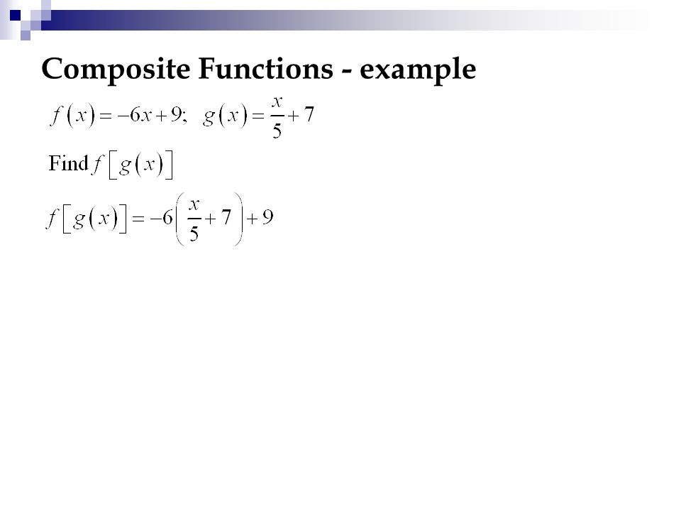 how to find the rule of a function