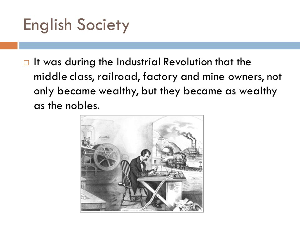 English Society