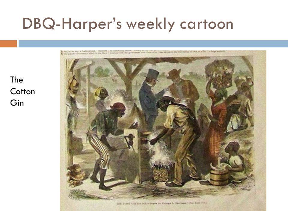 DBQ-Harper's weekly cartoon