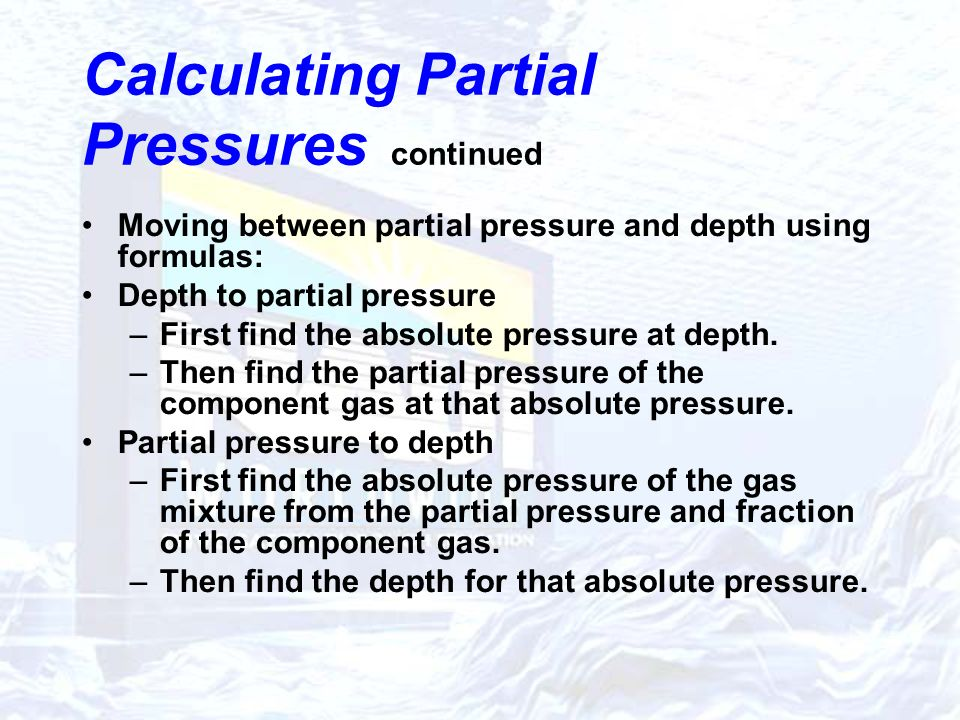 how to find the pressure of a gas