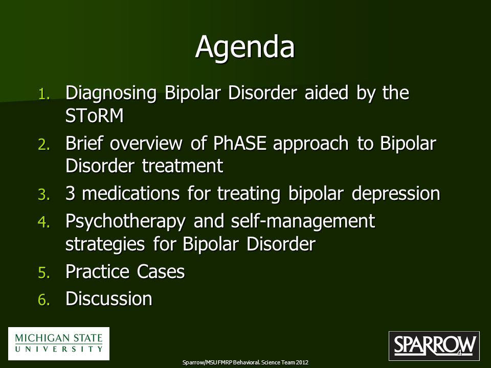 Bipolar Ii Disorder Natural Treatment