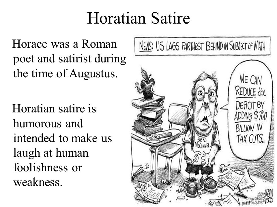 Horatian And Juvenalian Satire Essay Example