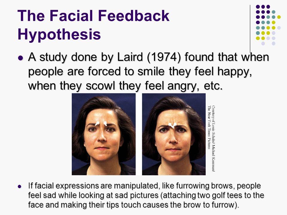 The Facial Feedback Hypothesis 55