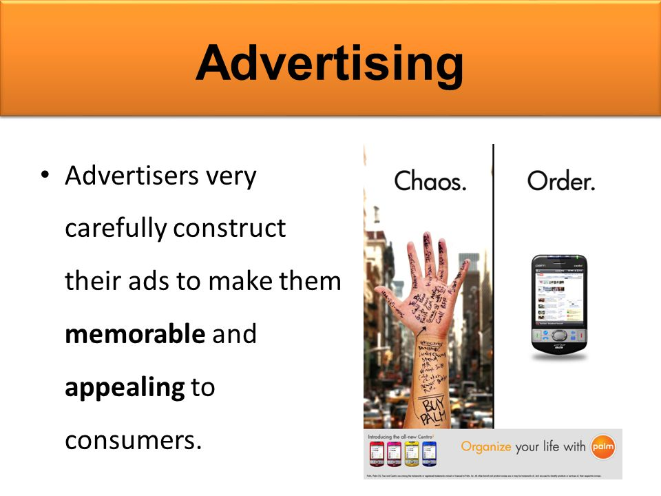 advertising make the consumer believe they The most common advertising appeals include use of fear, humor,  a  bandwagon appeal makes consumers believe they are missing out by.