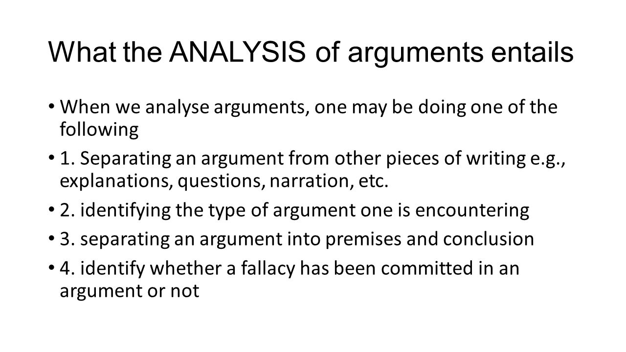 chapter one 1 4 arguments and explanations The proslogion is the source for anselm's famous and highly controversial ontological arguments for the existence of god anselm's first and weakest argument is found in chapter one of the proslogion whereas, his second argument is found in chapter two.