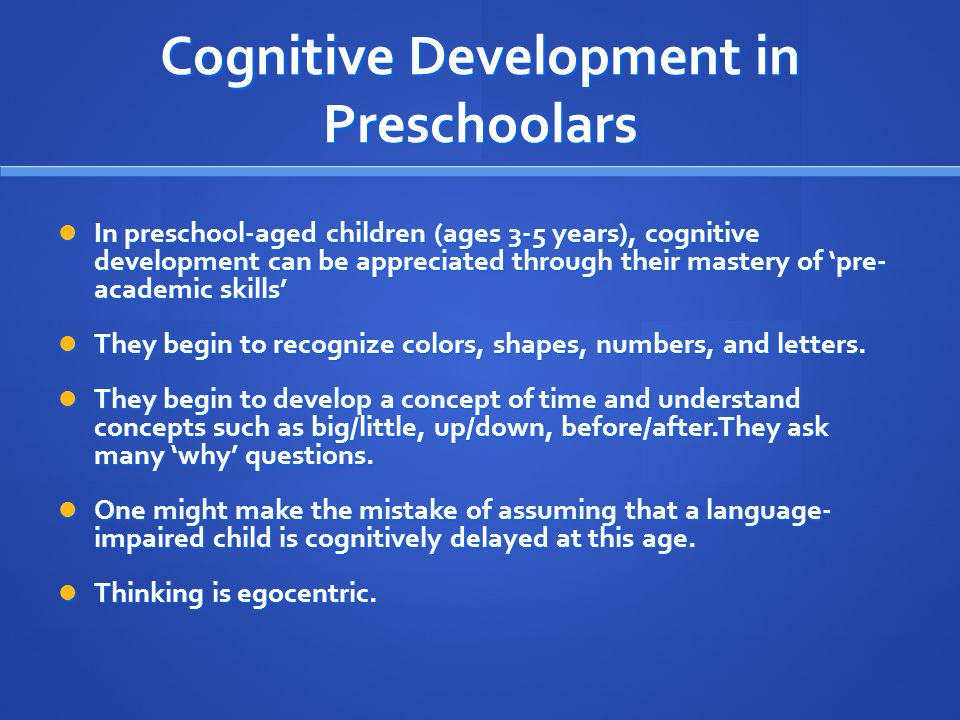 cognitive development ages 3 to 5 Social and emotional milestones ages 3 to 5 activities for cognitive development: three to four years activities for cognitive development: three to you will see an alert preschooler with a solid foundation of cognitive skills.