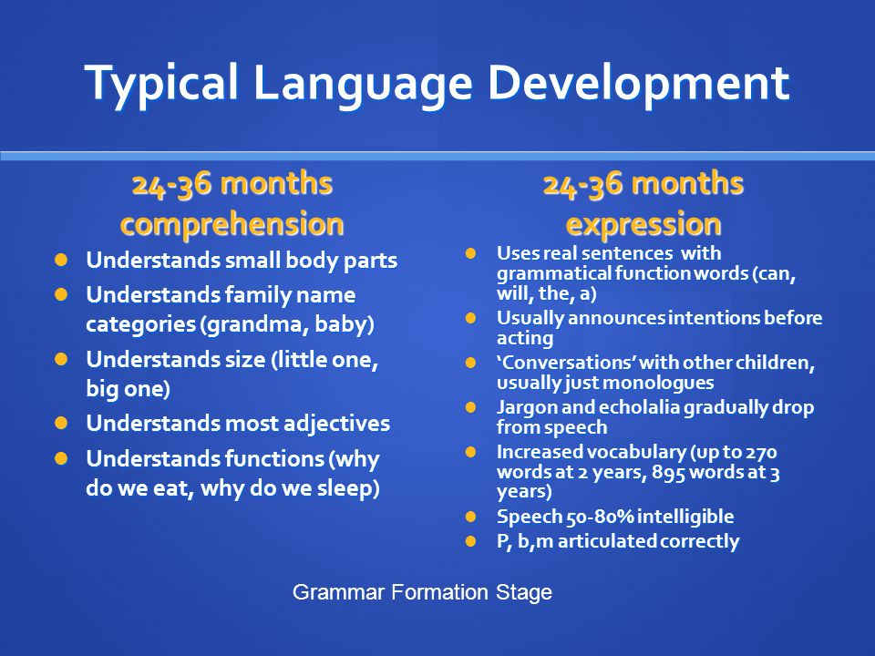 typical and atypical language development in early childhood Pre-k-4 early childhood course categories child development, cognition and learning (child development, typical and atypical, birth through age 9 cognition and learning-applied in the classroom).