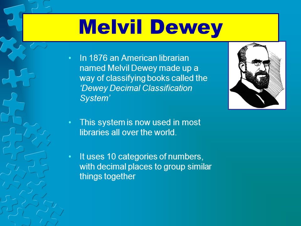 the dewey decimal classification system ppt searching for