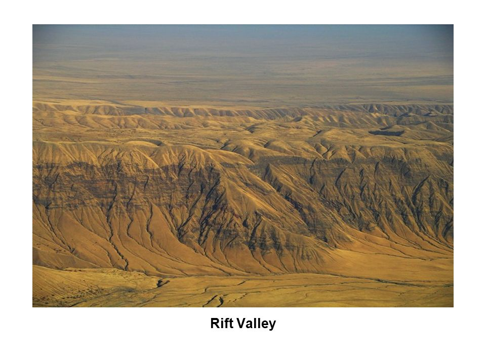 East African's Great Rift Valley: A Complex Rift System