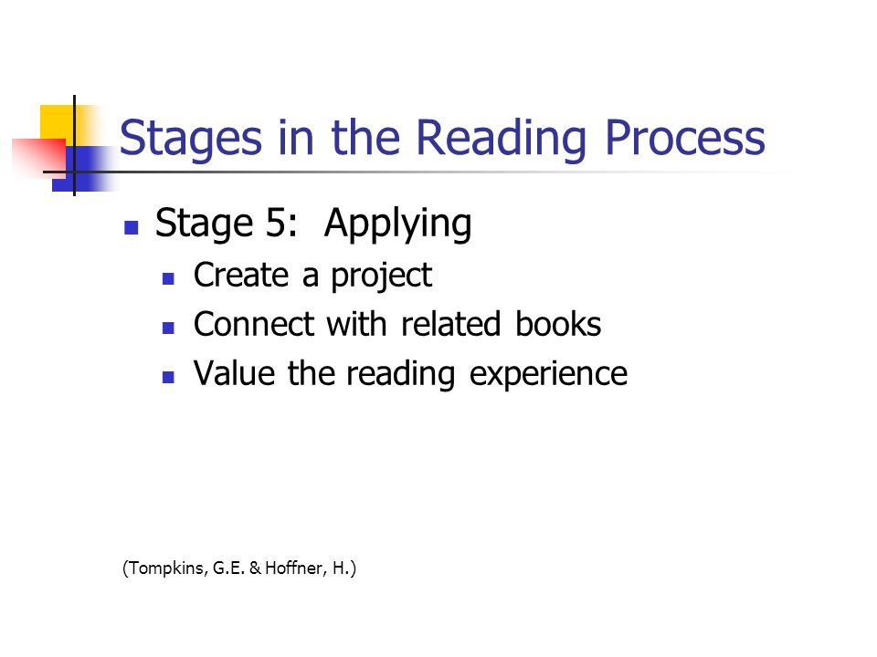 reading and writing process As the object of inquiry became more contextualized, similarities and differences in the writing and reading processes and the ways in which reading and writing develop, affect each other, and relate to learning and schooling became less focal they did not, however, become less important we will review these changes.