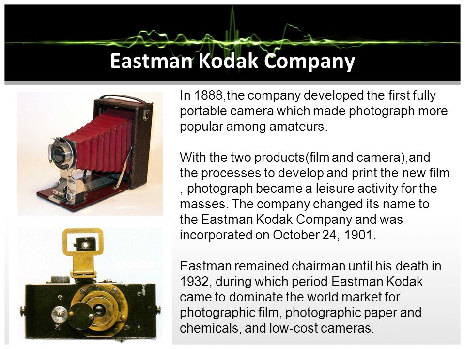 eastman kodak company funtime film 9 594 111 Alternatives for kodak funtime film 1 mind that the sample papers like eastman kodak company¡gfuntime film presented are to be used for review only.