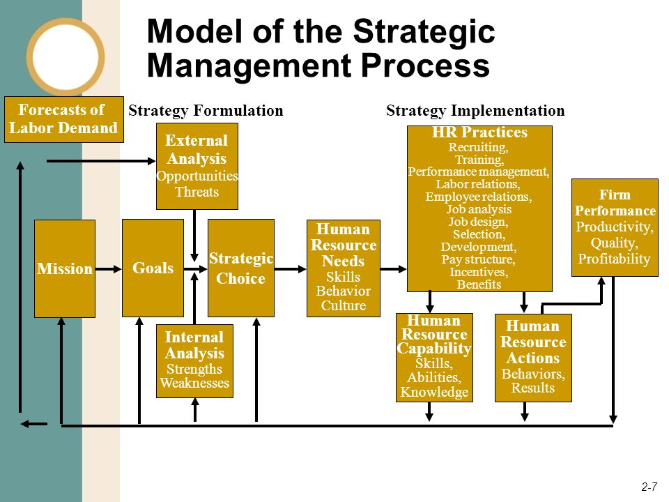 strategic performance management Strategic performance management is a business function that focuses on gauging the overall efficiency and effectiveness of a given firm it is a means of getting better outcomes for organizations, individuals, and teams.