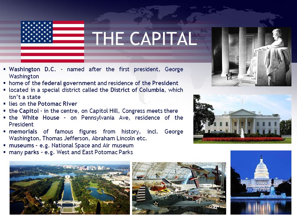The United States Of America Ppt Video Online Download