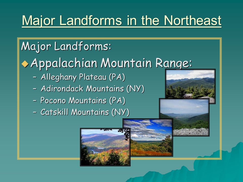 What Is An Important Landform In Colonial Rhode Island
