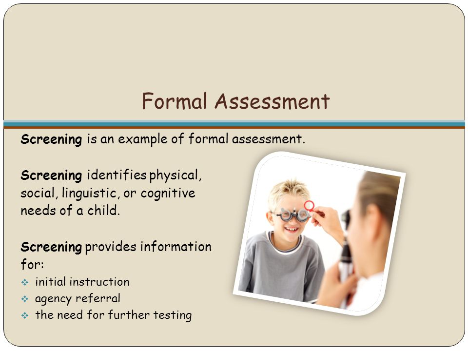 Observing And Assessing Young Children - Ppt Video Online Download